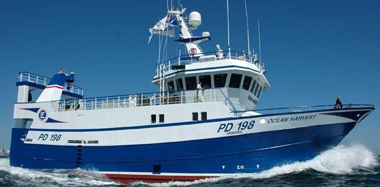 Newbuilding 405 ocean harvest for Fishing boat games